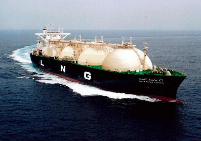 Великобритания запасается русским газом и санкции им не помеха