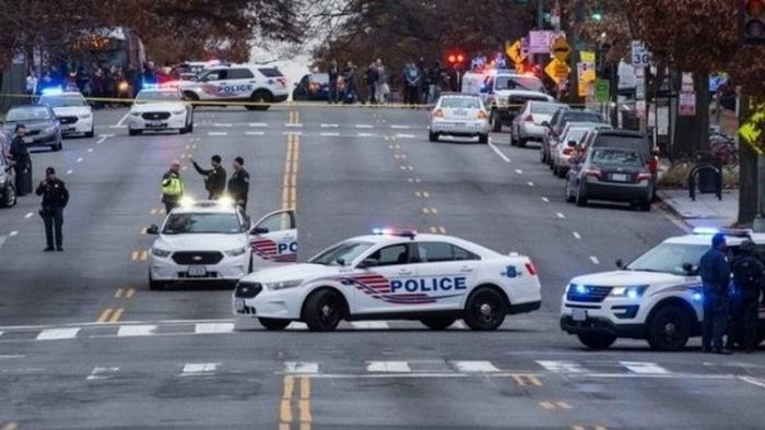 ДТП в США. Полиция своим спасением до смерти доведёт