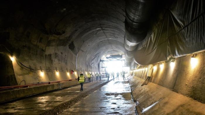 Ход строительства железнодорожной части Крымского моста на январь 2019