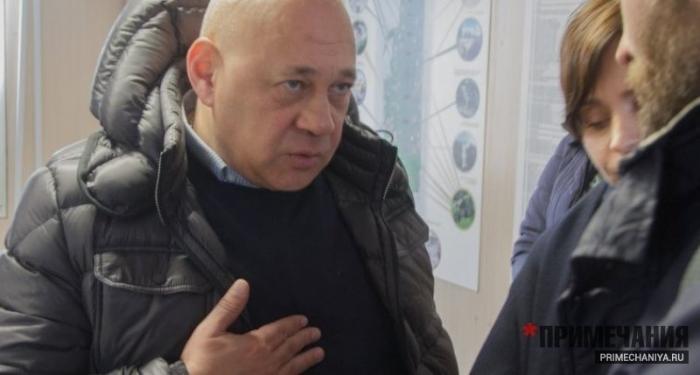 Реконструктор парка Победы в Севастополе Александр Пожарский сбежал на Украину