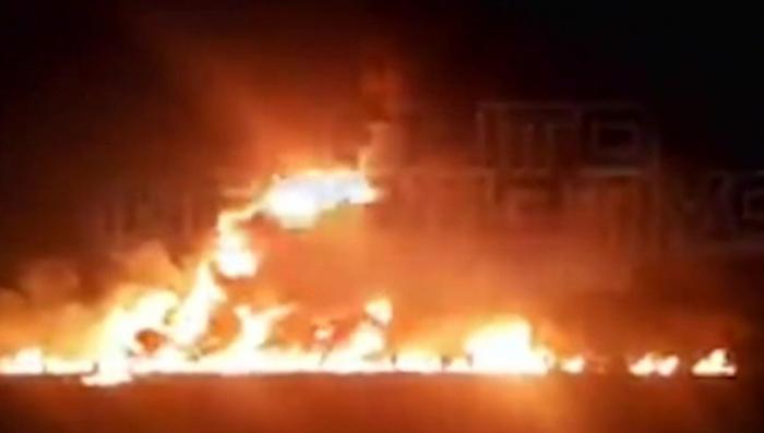 Число пострадавших при взрыве топливопровода в Мексике растет