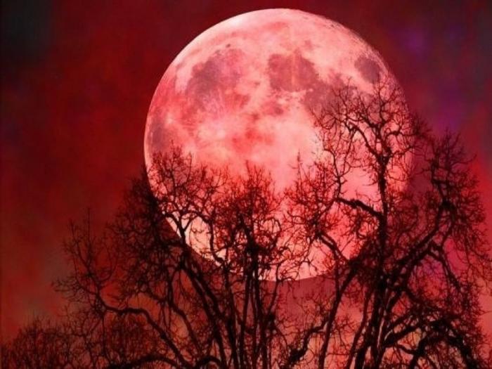 Лунное затмение 21 января 2019 года. Будьте предельно осторожны!