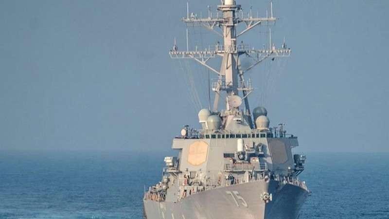 Американский эсминец «Дональд Кук» отправился в Чёрное море