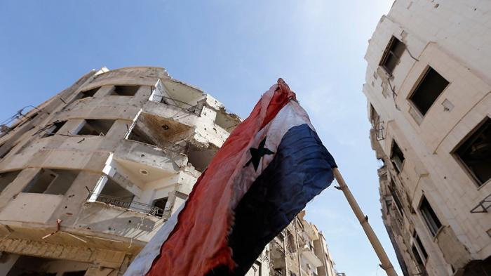 Сирия. Коалиция бандитов США разбомбило 30 мирных жителей