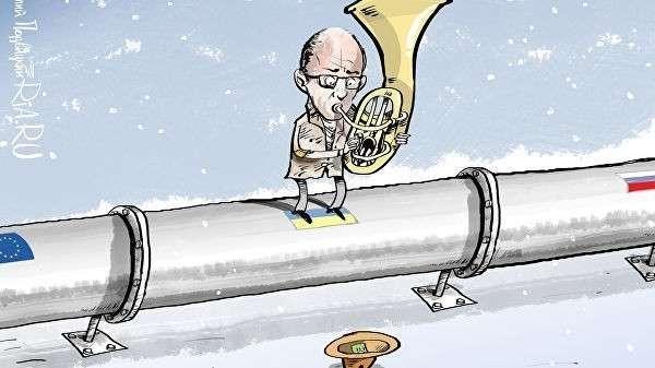 Труба зовет