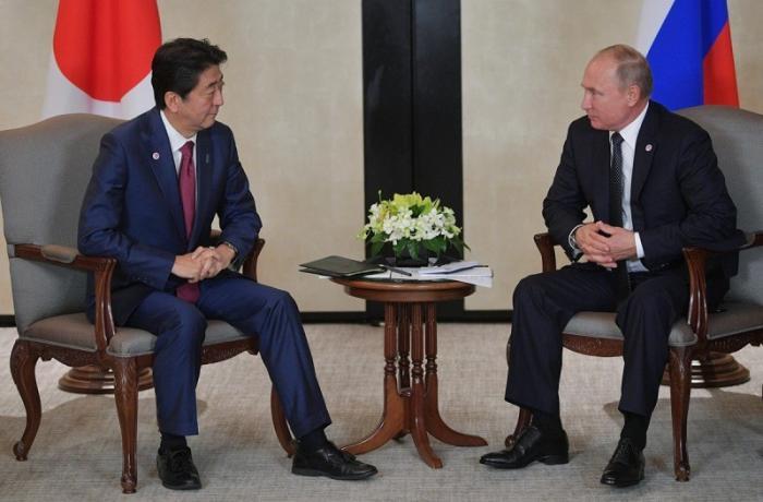 Мирный договор с Японией: Синдзо Абэ полон решимости добиться завершения переговоров