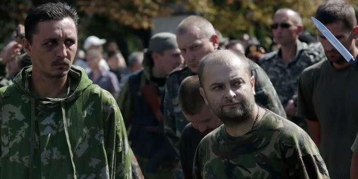 Батальон «Призрак» схватил группу диверсантов, выдававших себя за ополченцев
