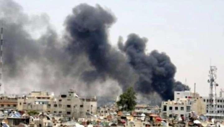 Сирия. ПВО России не дали Израилю уничтожить аэропорт Дамаска
