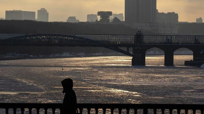 На Москву надвигаются 20 градусные морозы