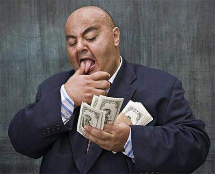 Банкир: Мы перестаем различать, где свои деньги, а где чужие