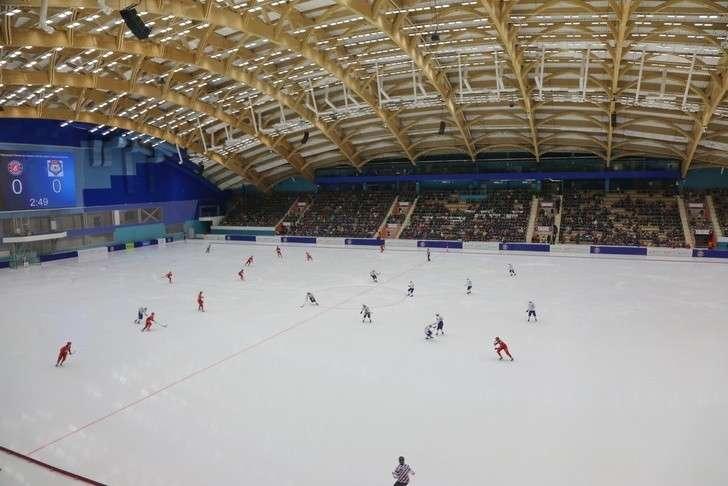ВКрасноярске открылся обновлённый стадион «Енисей»