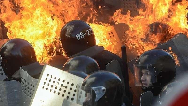 Опубликованы данные о непричастности «Беркута» к убийствам на киевском «майдане» в 2014 году