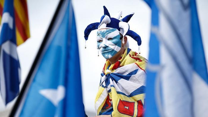 В Шотландии ждут удобного момента, чтобы «кинуть» Британию с Брекситом