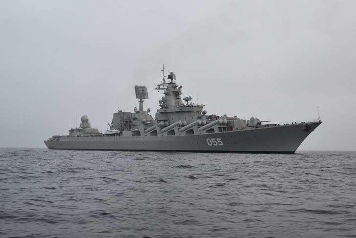Российский ВМФ в2018 году