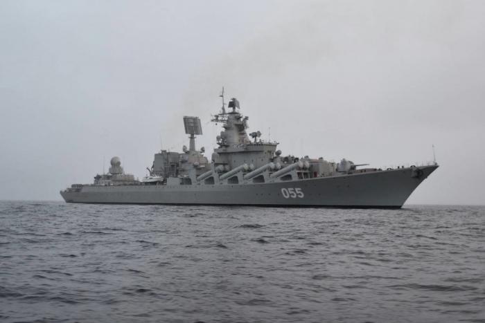 Русский ВМФ в2018 году. Итоги