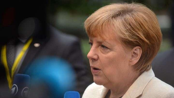 Меркель отказалась встречаться с Путиным в Сочи из-за Украины