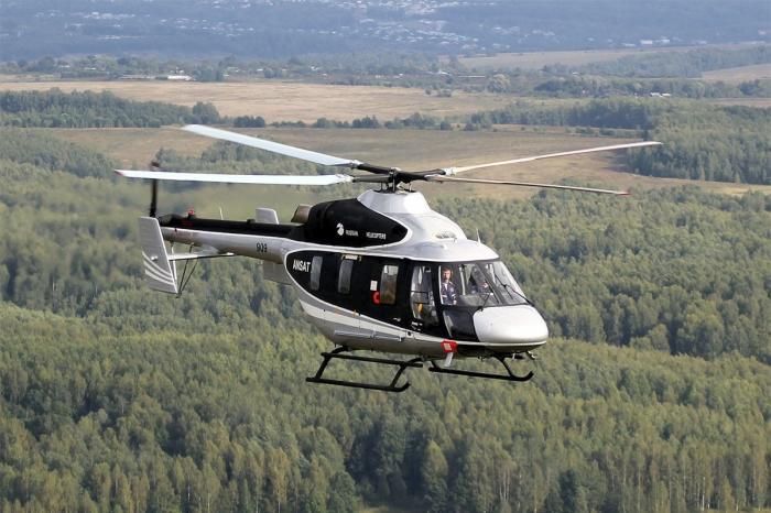 Росавиация одобрила эксплуатацию вертолётов «Ансат» ввысокогорье до 3500 метров