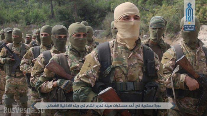 Сирия: банды наёмников бросились на прорыв из Идлиба