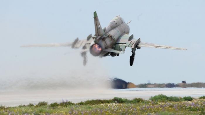 Сирия пригрозила ударом возмездия по аэропорту террористического Израиля