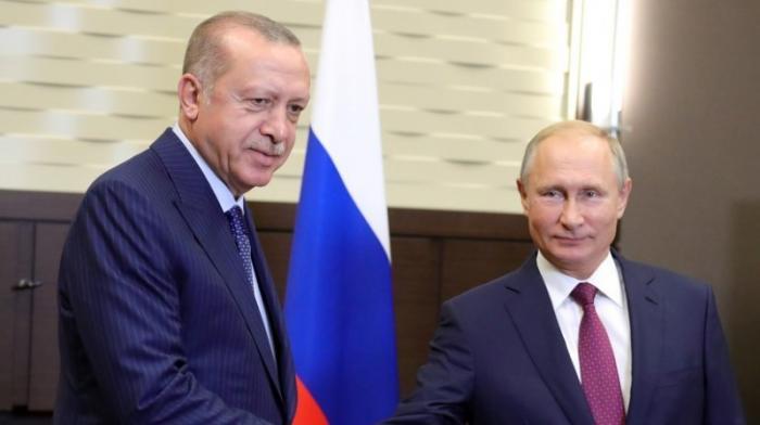 Какие темы могут поднять Путин и Эрдоган на переговорах в Москве?