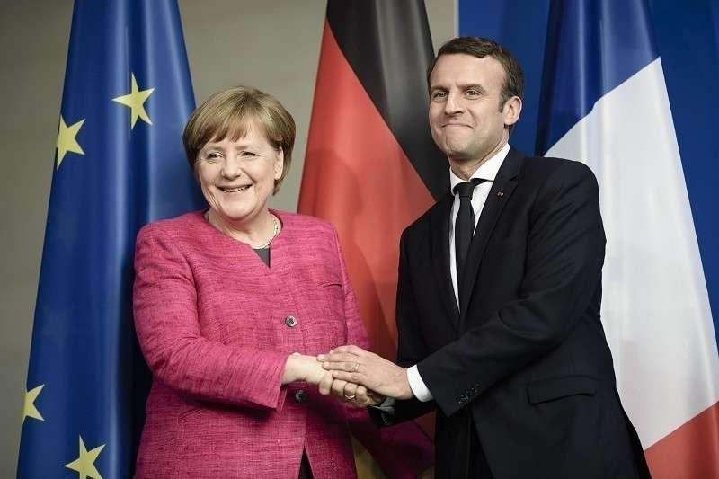 Меркель и Макрон создают новое государственное образование в Европе