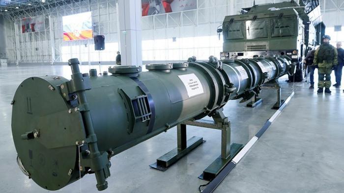 Ракету 9М729 впервые показали иностранным военным атташе