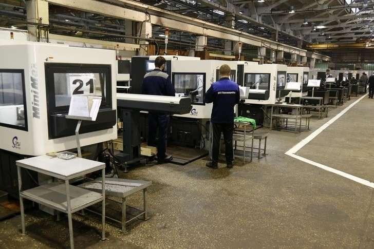 «Курганприбор» восстановлен на100% иприступает кзапуску новых цехов