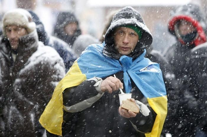Отопление кирпичами. Подробности социальной катастрофы на Украине