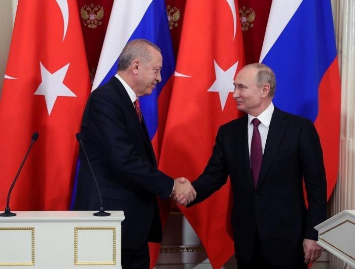 Встреча Путин – Эрдоган. Для нахождения военных США в Сирии нет никаких оснований