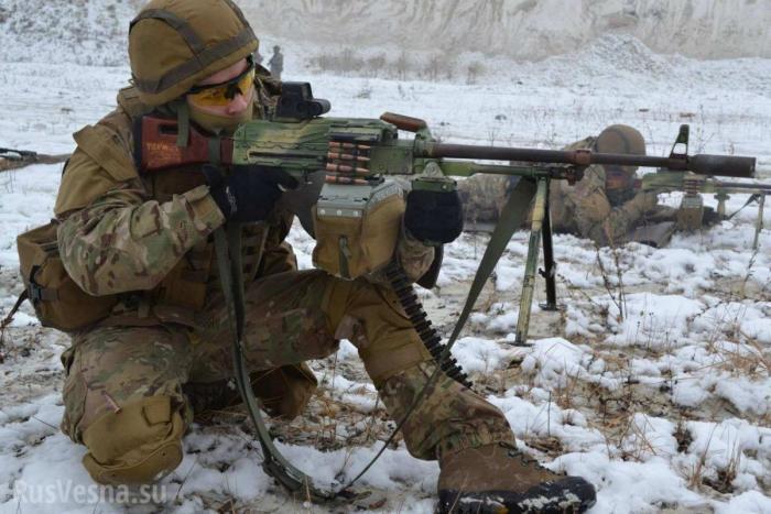 Сводка о военной ситуации на Донбассе: ВСУ стреляли по детскому саду