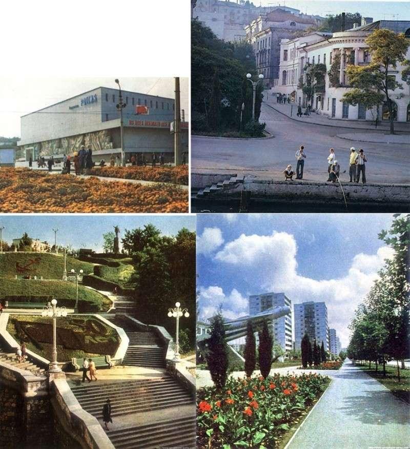 Севастополь – изнасилованный город былой славы и красоты