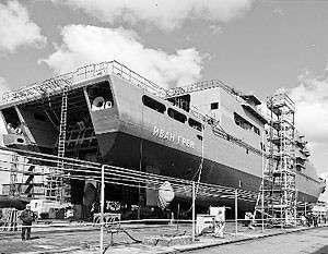 Решено построить второй десантный корабль типа «Иван Грен»