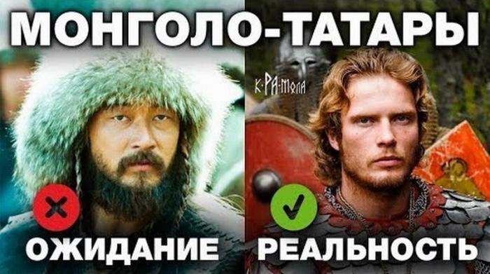 Историков русофобов корёжит от этого ролика. Тартария – русское государство. ДНК монгол татар славян