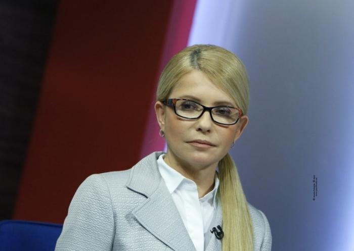 Юлия Тимошенко в Давосе отреклась от российских политиков и «бросила камень» в сторону Трампа