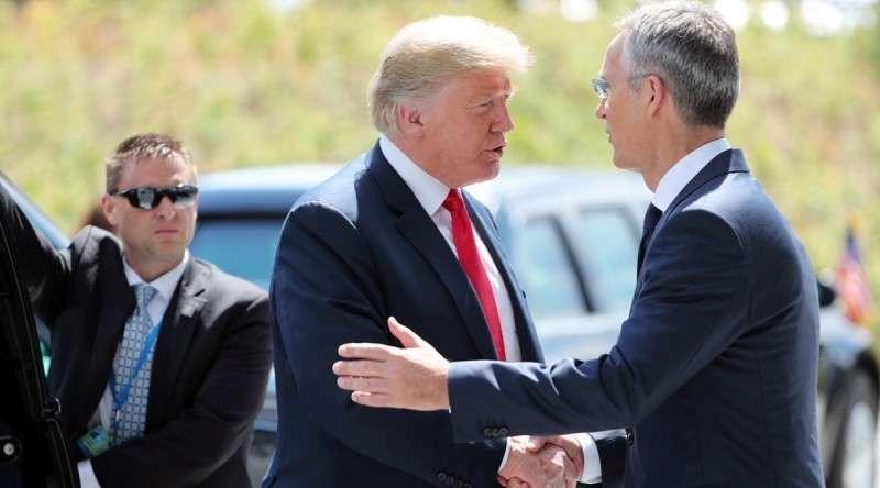 Как США собирают долги из стран НАТО