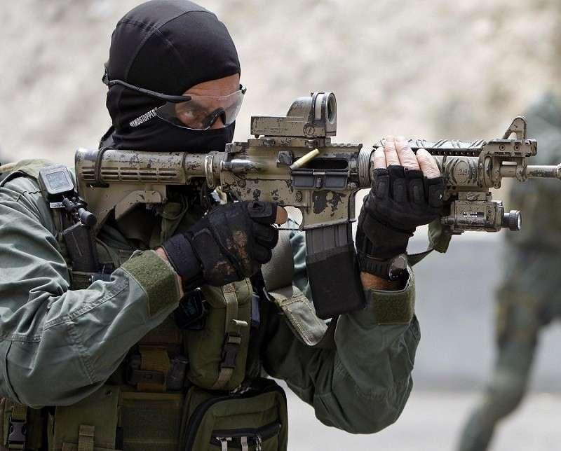 Израильский спецназ вторглись в приграничный сирийский город