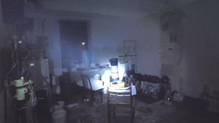 Под Москвой ФСБ ликвидировала нелегальную нарколабораторию