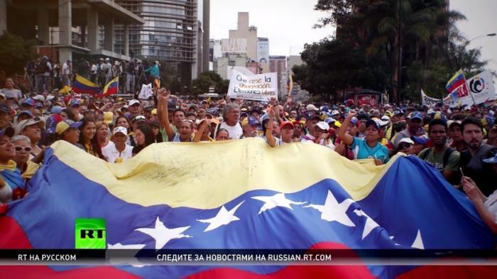 Как США спровоцировали хаос в Венесуэле – рецепт американского вмешательства