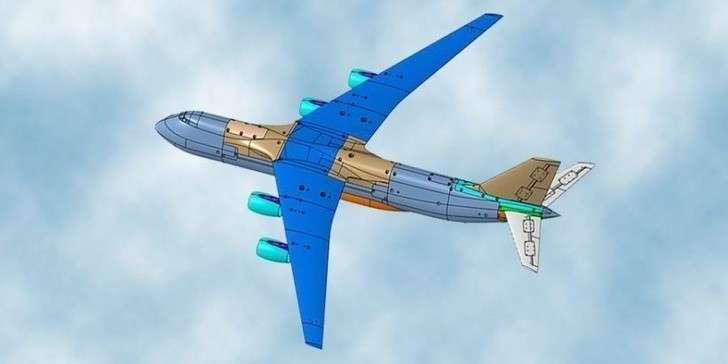 Транспортный самолёт «Слон» заменит Ан-124 «Руслан»