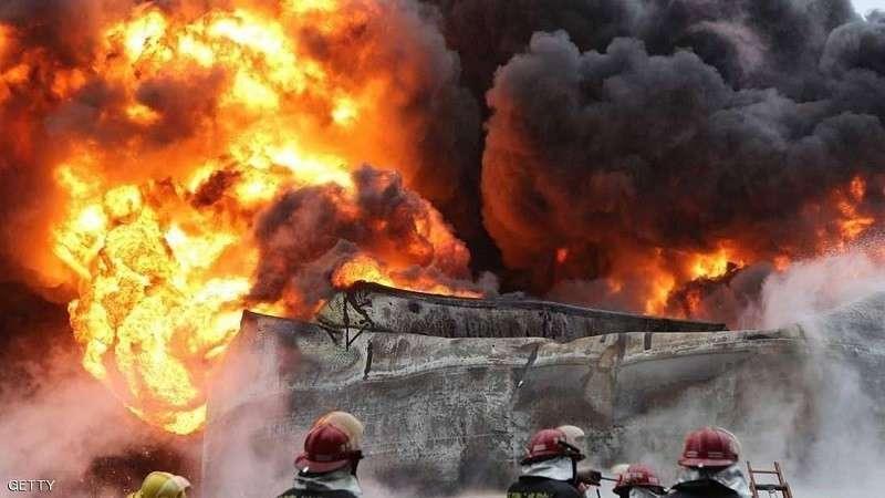В Китае серия взрывов привела к ужасу и панике