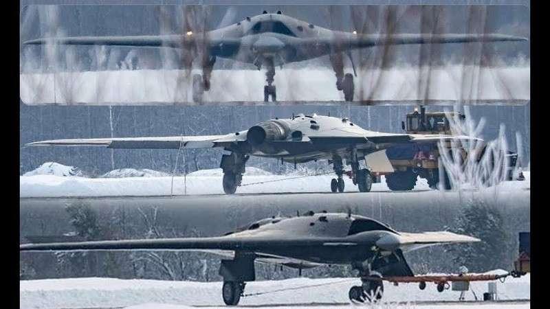 БПЛА «Охотник» дал надежду на возрождение русских боевых беспилотников