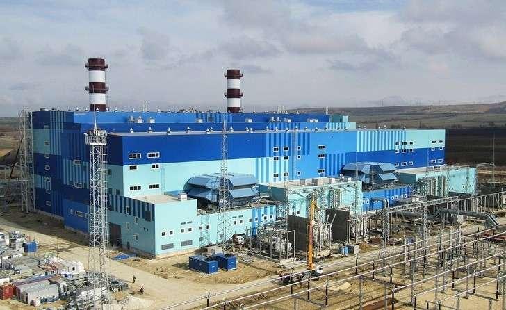 Первые очереди крымских ТЭС ввели вэксплуатацию