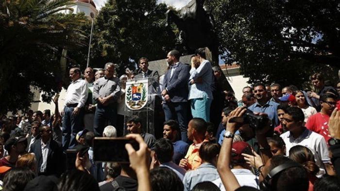 Европейские страны выдвинули ультиматум президенту Венесуэлы Николасу Мадуро