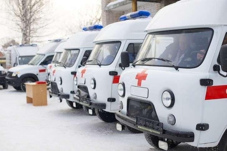 ВИвановскую область поступили 23 машины скорой помощи