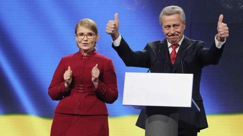 Станет ли Юля Тимошенко новым президентом Украины