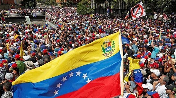 Новый переворот: Венесуэла в огне. Знак для ЕС, Китая и России