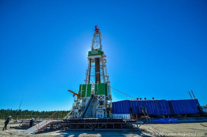 Самотлор – крупнейшее месторождение нефти в России вновь начало добычу
