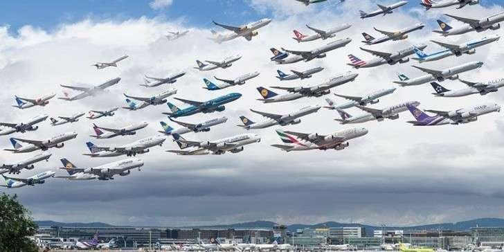 Контроль высоты эшелона для самолётов будет автоматическим