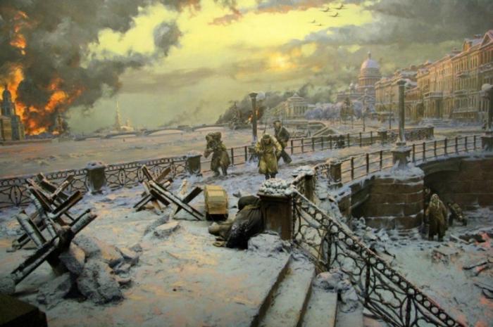 Блокада Ленинграда была отдельным случаем геноцида русского народа «цивилизованными» европейцами