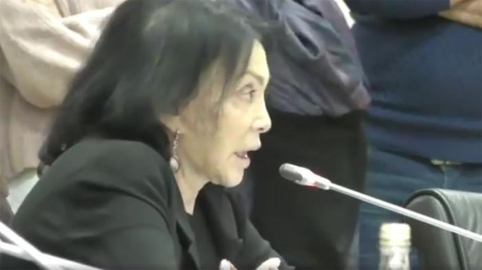 Марина Юденич показала своё отношение к народу: «вы в бюджет что-то вложили, чтобы из него брать?»
